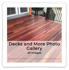 Image: View our Decks & More photo gallery - Hardrock Scapes Construction Company