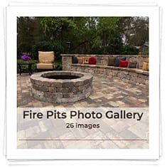 Image: View our Fire Pits photo gallery - Hardrock Scapes Construction Company